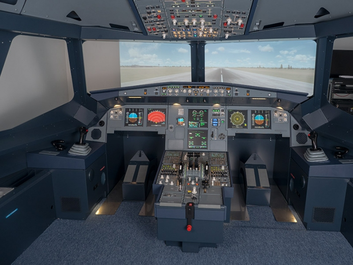 A320 Shell