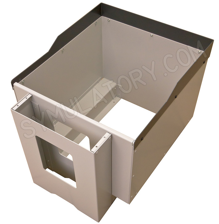 B737 Pedestal Box