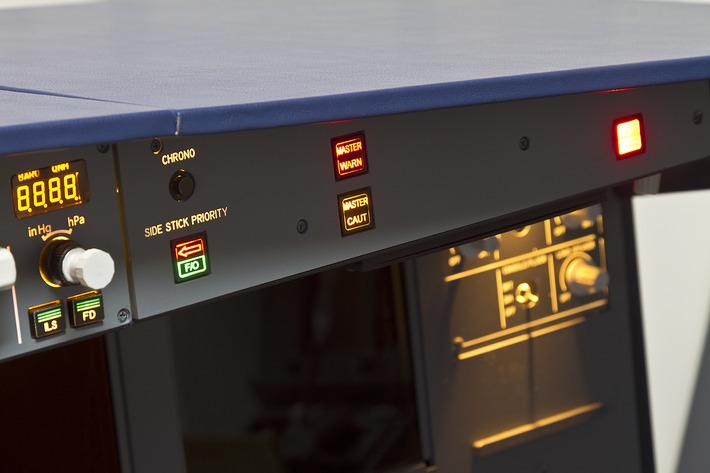 A320/A330/A340 GLARE Module