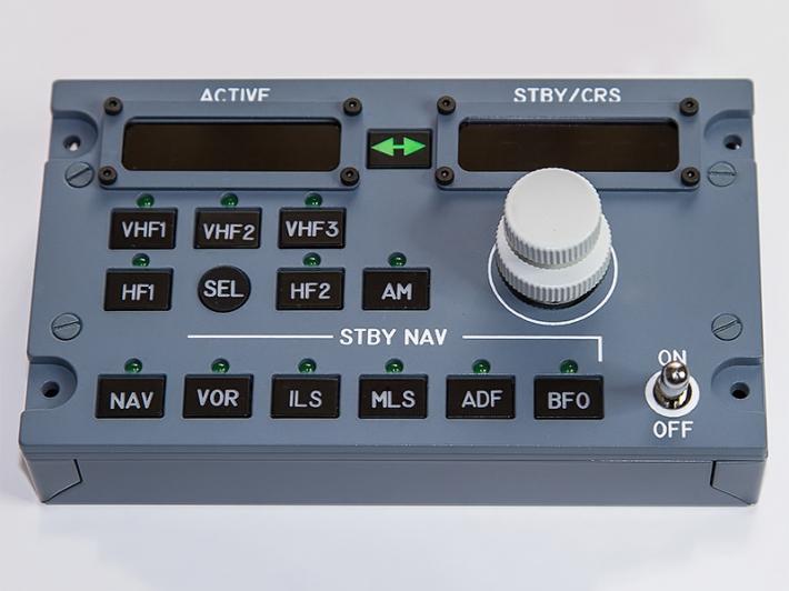 A320/A330/A340 RADIO