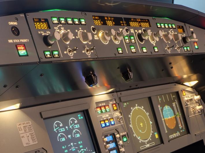 A320/A330/A340 FCU/EFIS