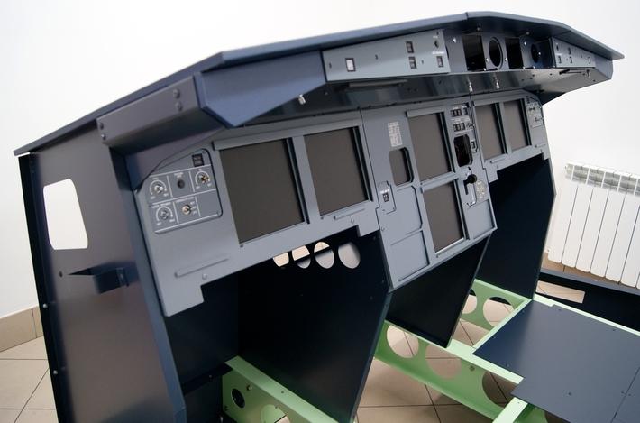 A320 MIP Stand