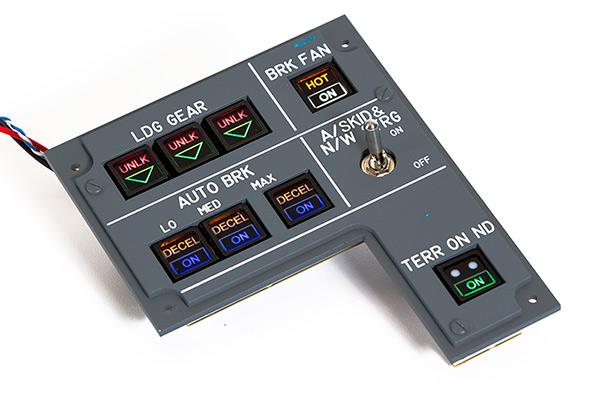 A320 MIP C (BRAKES)