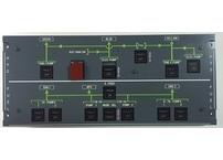 A320 OVHD Fuel/Hydraulic