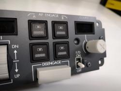 737NG MCP / 737MAX