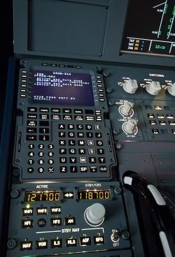 A320/A330/A340 MCDU