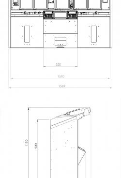 B737 MIP Stand
